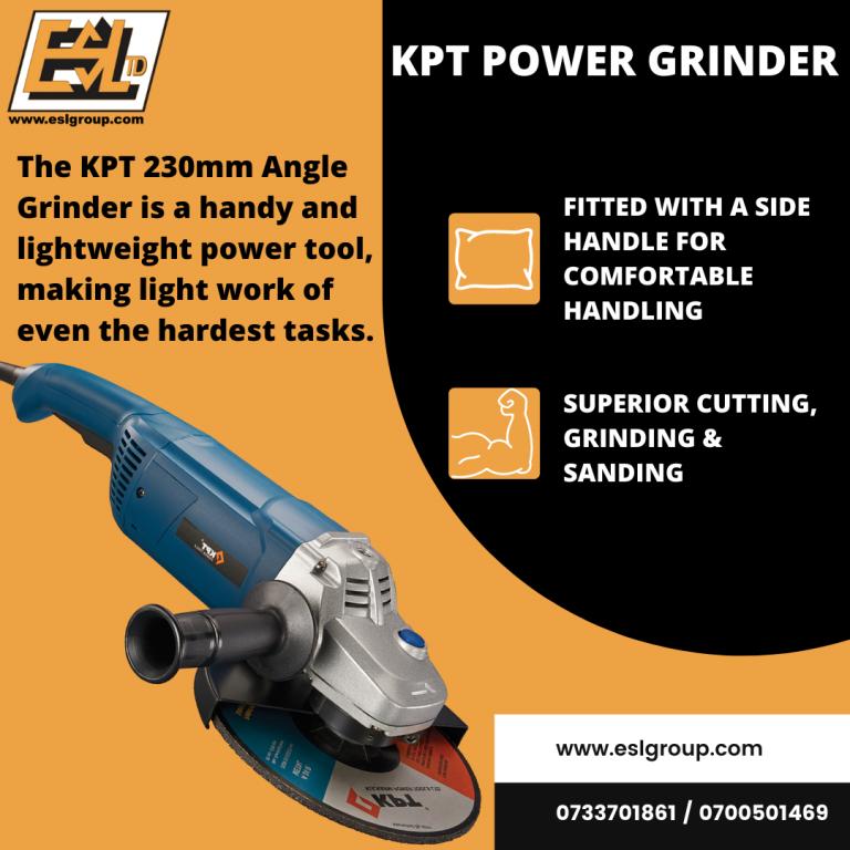 Virtual Canvas - KPT Power Grinder